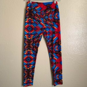 LuLaRoe Leggings One Size (2-10)